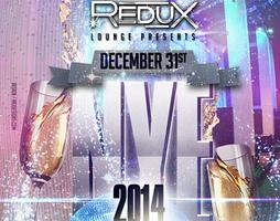 Redux Lounge New Years Eve 2014