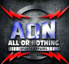 All or Nothing Sports Apparel LLC logo
