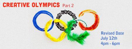 VTS: Visual Thinking School: Creative Olympics, Part 2