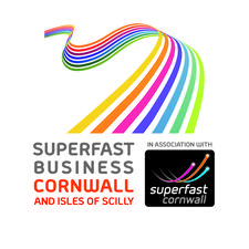 Superfast Business Cornwall and the Isles of Scilly logo