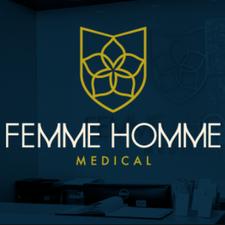 FEMME   HOMME Medical logo