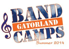 Gatorland Band Camp Summer 2014 ---- Over 30 years...