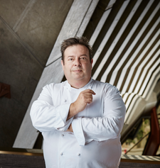 AO Chef Series - Peter Gilmore  logo