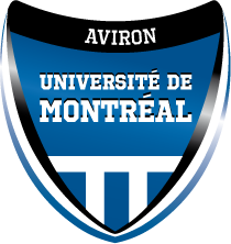 Club d'aviron de l'Université de Montréal logo
