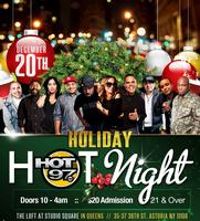 Holiday Hot night presented by Hot 97