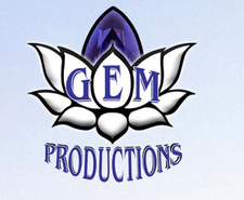 GEM Productions logo