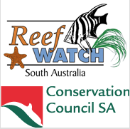 Reef Watch SA (A program of Conservation Council SA). logo