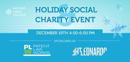 Annual Holiday Social and Charity Event