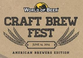 World of Beer American Craft Brewfest