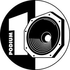 Podium10 logo