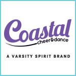 Coastal Cheer & Dance logo