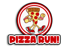 PIZZA RUN UK  logo