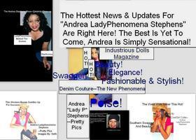 """LadyPhenomena Live And In Person"""