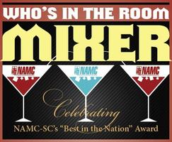 NAMCSC Who's in the Room Mixer