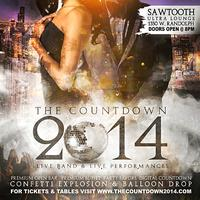 BURRELL VODKA PRESENTS: THE COUNTDOWN 2014 - NEW YEARS...