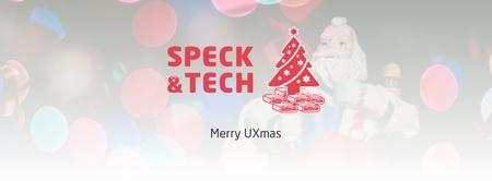 "Speck&Tech 17 ""Merry UXmas"""