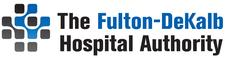 The Fulton Dekalb Hospital Authority logo