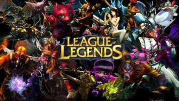 LAN LEAGUE OF LEGENDS