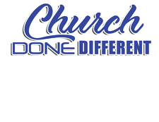 Church Done Different logo