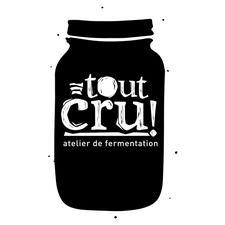 Rachel & Pedro de Tout cru! Atelier de fermentation logo