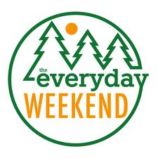 The Everyday Weekend logo