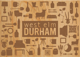 West Elm Durham Pre-Opening Event