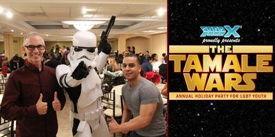 The Tamale Wars Holiday Dinner & Dance for #LGBTYouth