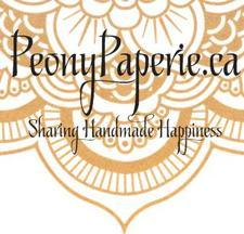 Peony Paperie logo