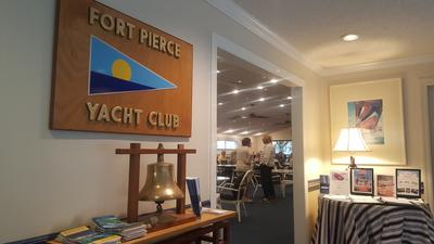 Fort Pierce Yacht Club logo