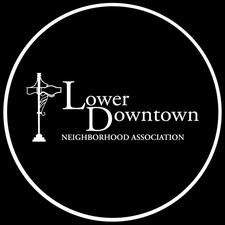 LoDoNA - The Lower Downtown Neighborhood Association logo
