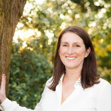 Karen Lintott from Overcome Barriers logo