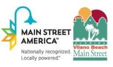 Vilano Beach Main Street, Inc. logo