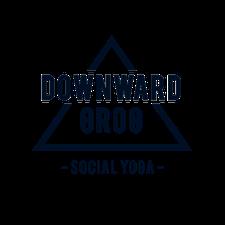 Downward Grog logo