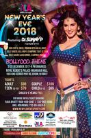 Royal New Year Eve 2018 NJ party Family Singles Dance Dinner DJ Drinks