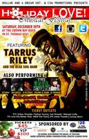 Tarrus Riley Concert