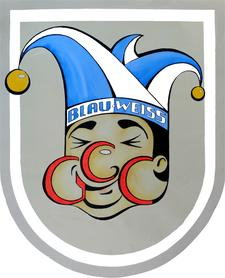 Günthersdorfer Carnevalsclub Blau-Weiß e. V. logo