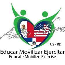 Ámate Ahora Health Expo. www.joinamate.org logo