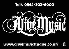 Alive Music logo
