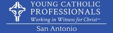 Young Catholic Professionals San Antonio  logo