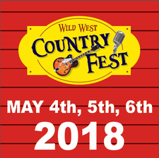 Wild West Country Fest logo