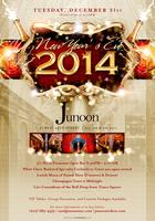 The Noise Group Presents Junoon NYE 2014 - An Intimate...