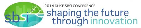 2014 Duke Sustainable Business and Social Impact...