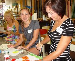 Micro Stained Glass Class