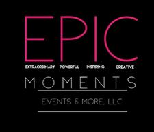 Epic Momements Events & More, LLC logo