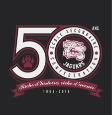Comité des anciens élèves de Confédération logo