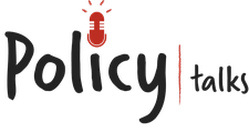 Policy Talks Podcast logo
