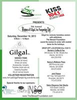 The Stewart Foundation's 5th Annual Women of Gilgal...