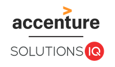 SolutionsIQ, acquired by Accenture logo