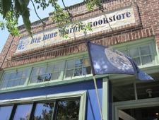 Big Blue Marble Bookstore logo