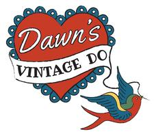 Dawn Gracie of Dawn's Vintage Do  logo